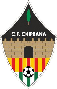 Escudo de CHIPRANA C.F. (ARAGÓN)