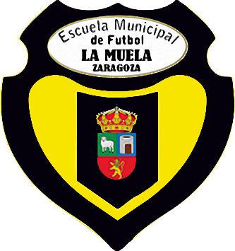 Escudo de E.M.F. LA MUELA (ARAGÓN)