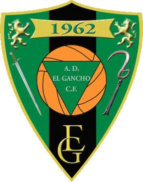 Escudo de EL GANCHO C.F. (ARAGÓN)