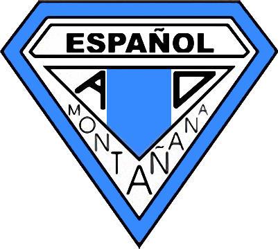 Escudo de ESPAÑOL DE MONTAÑANA (ARAGÓN)