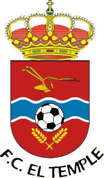 Escudo de F.C. EL TEMPLE (ARAGÓN)