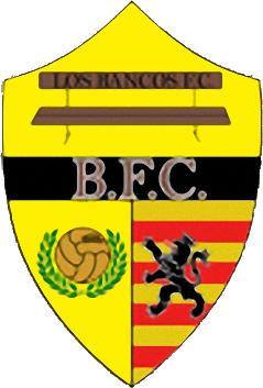 Escudo de LOS BANCOS F.C. (ARAGÓN)