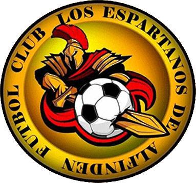 Escudo de LOS ESPARTANOS DE ALFINDEN F.C. (ARAGÓN)