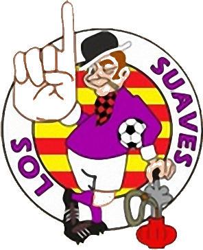 Escudo de LOS SUAVES F.C.F.C.F (ARAGÃO)