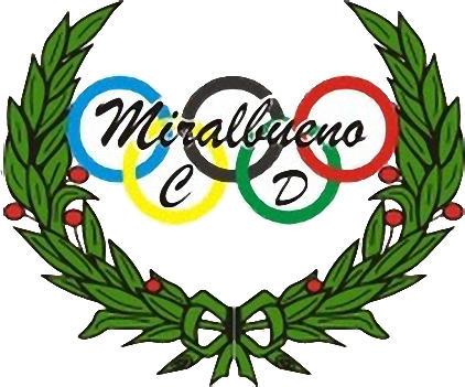 Escudo de MIRALBUENO C.D. (ARAGÃO)
