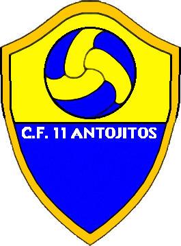 Escudo de ONCE AMIGOS F.C.A. ANTOJITOS (ARAGÓN)