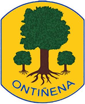 Escudo de ONTIÑENA C.F. (ARAGÓN)