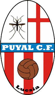 Escudo de PUYAL C.F. (ARAGÃO)