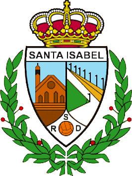 Escudo de R.S.D. SANTA ISABEL (ARAGÓN)