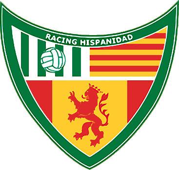 Escudo de RACING HISPANIDAD (ARAGÓN)