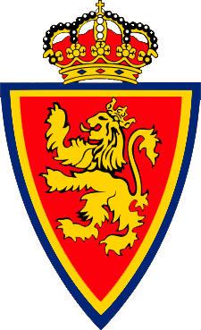Escudo de REAL  ZARAGOZA (ARAGÓN)