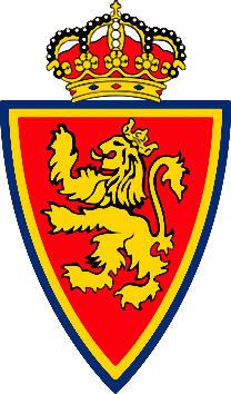 Escudo de REAL ZARAGOZA (ARAGÃO)