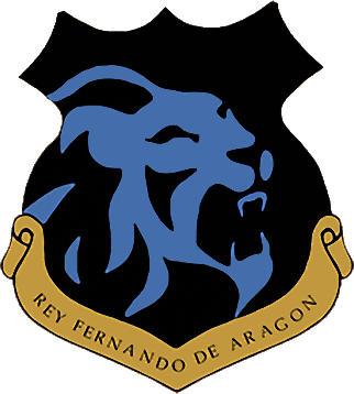 Escudo de REY FERNANDO DE ARAGÓN C.F. (ARAGÓN)