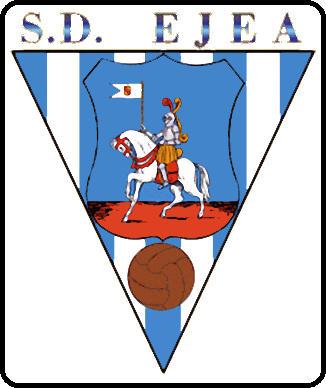 Escudo de S.D. EJEA  (ARAGÓN)