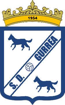 Escudo de S.D. GURREA (ARAGÓN)