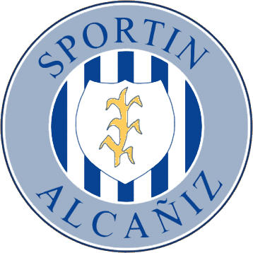 Escudo de SPORTIN ALCAÑIZ C.F. (ARAGÓN)