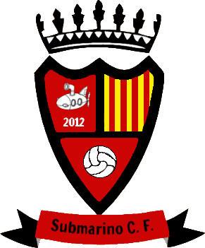 Escudo de SUBMARINO C.F. (ARAGÓN)