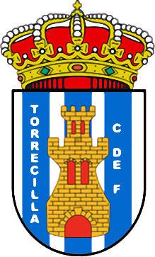 Escudo de TORRECILLA C.F. (ARAGÓN)