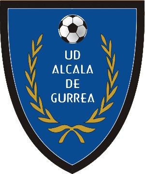 Escudo de U.D. ALCALÁ DE GURREA (ARAGÃO)