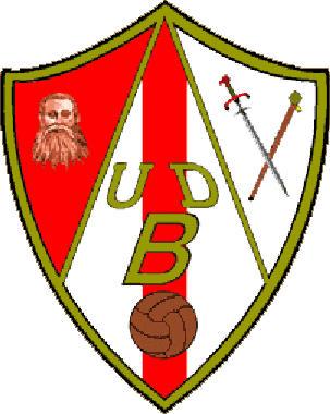 Escudo de U.D. BARBASTRO  (ARAGÃO)