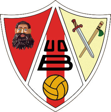 Escudo de U.D. BARBASTRO (ARAGÓN)