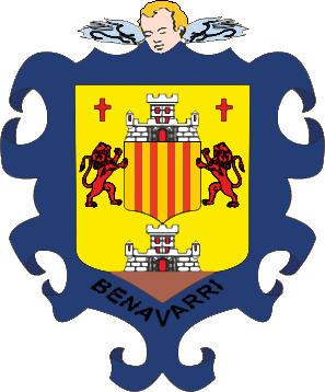 Escudo de U.D. BENABARRE (ARAGÓN)
