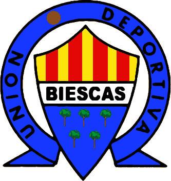Escudo de U.D. BIESCAS (ARAGÃO)