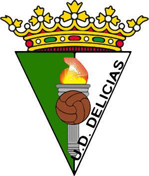 Escudo de U.D. DELICIAS (ARAGÓN)