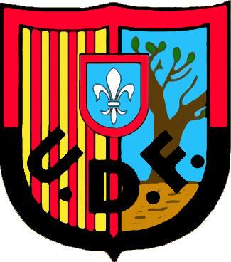 Escudo de U.D. FRAGA  (ARAGÓN)