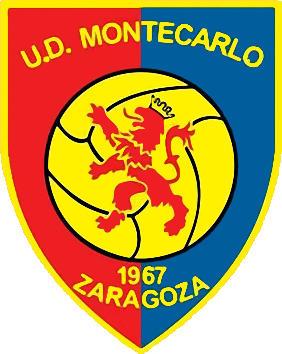 Escudo de U.D. MONTECARLO (ARAGÓN)