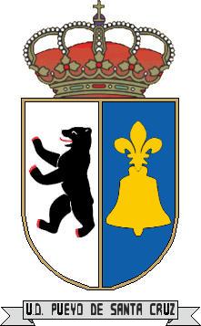 Escudo de U.D. PUEYO DE SANTA CRUZ (ARAGÓN)
