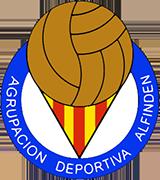 Escudo de A.D. ALFINDEN