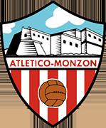 Escudo de C. ATLÉTICO MONZÓN