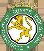 Escudo de C.D. CUARTE IND.