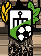 Escudo de C.D. PEÑAS OSCENSES