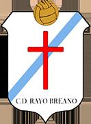 Escudo de C.D. RAYO BREANO