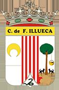 Escudo de C.F ILLUECA