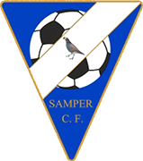 Escudo de SAMPER C.F.