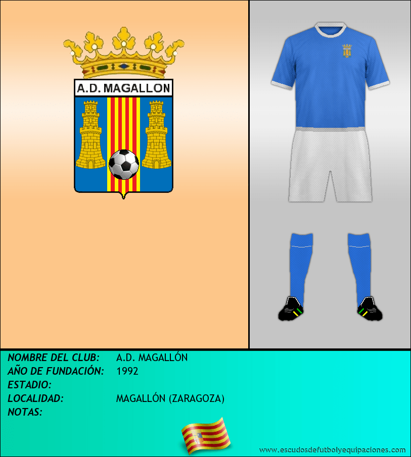 Escudo de A.D. MAGALLÓN
