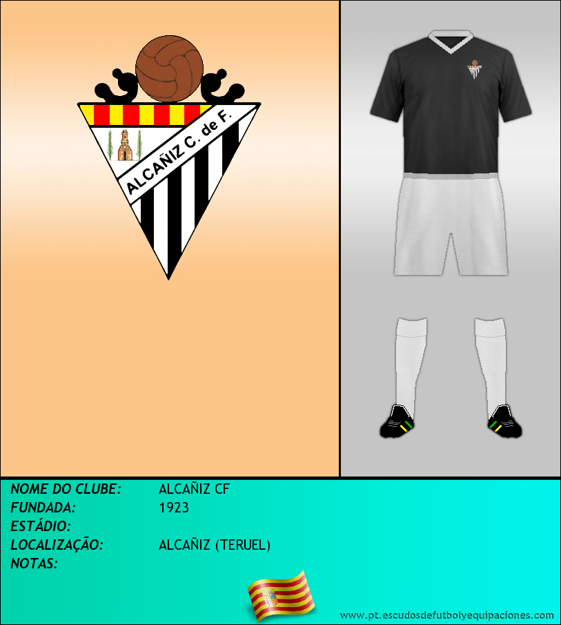Escudo de ALCAÑIZ CF