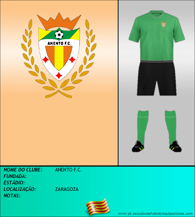 Escudo de ANENTO F.C.