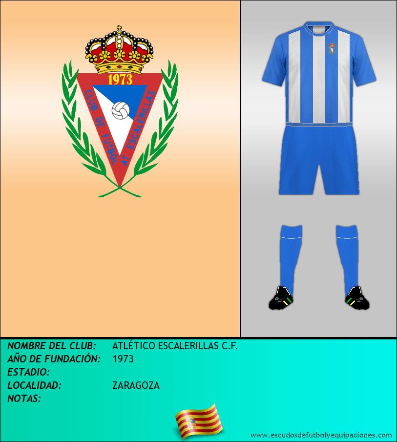 Escudo de ATLÉTICO ESCALERILLAS C.F.