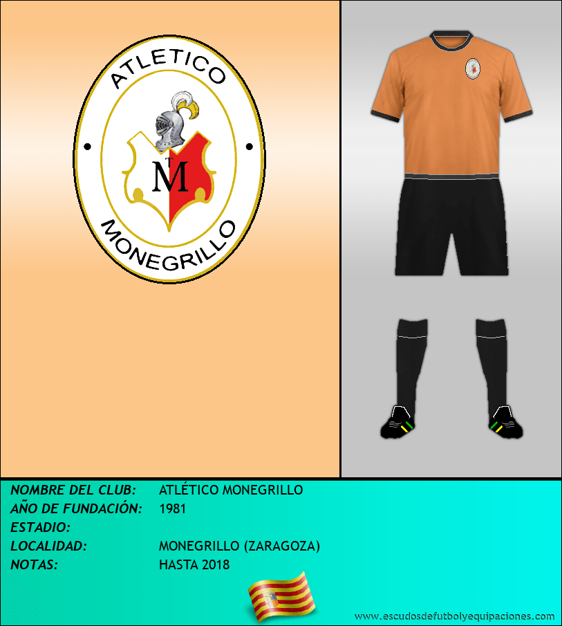 Escudo de ATLÉTICO MONEGRILLO