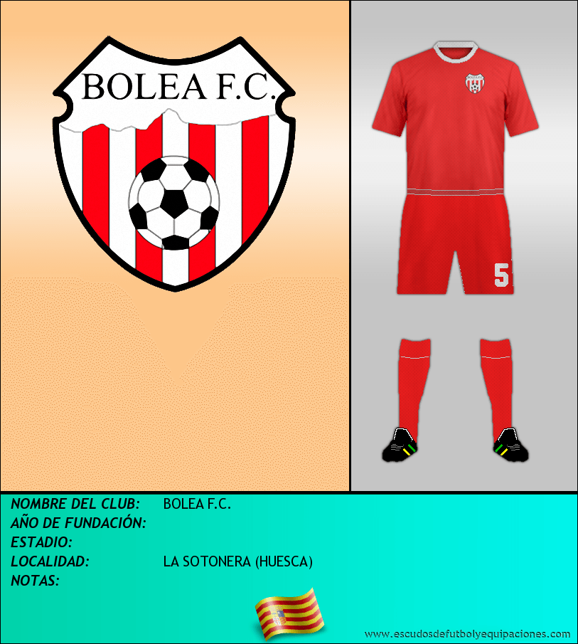 Escudo de BOLEA F.C.