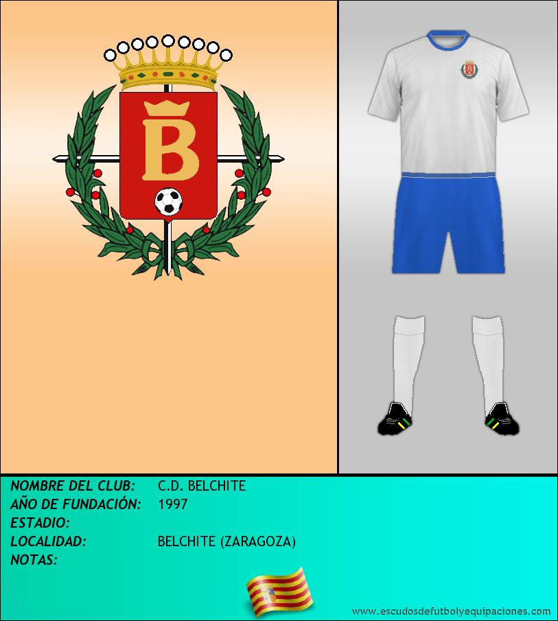 Escudo de C.D. BELCHITE