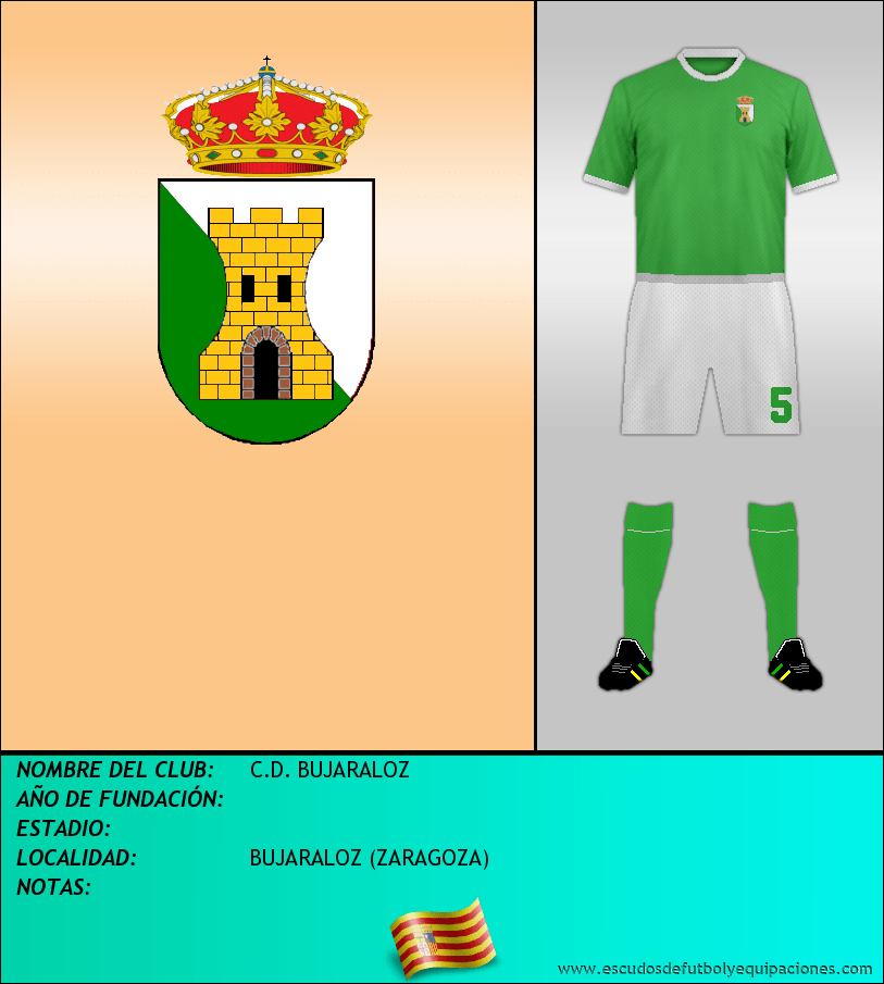 Escudo de C.D. BUJARALOZ