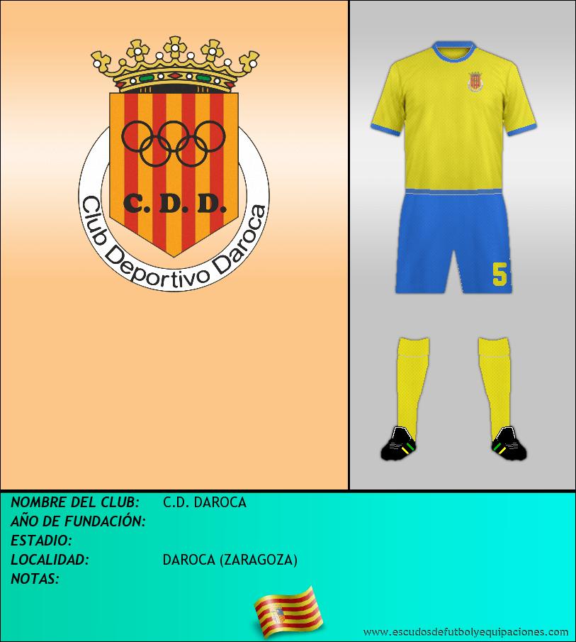 Escudo de C.D. DAROCA