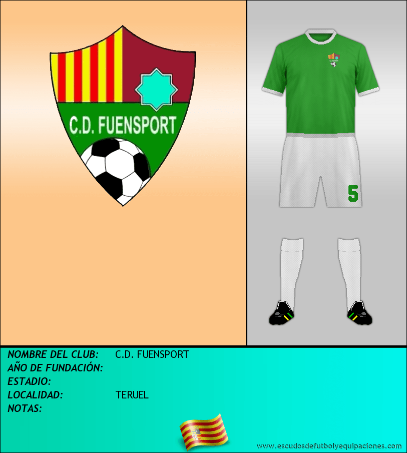 Escudo de C.D. FUENSPORT