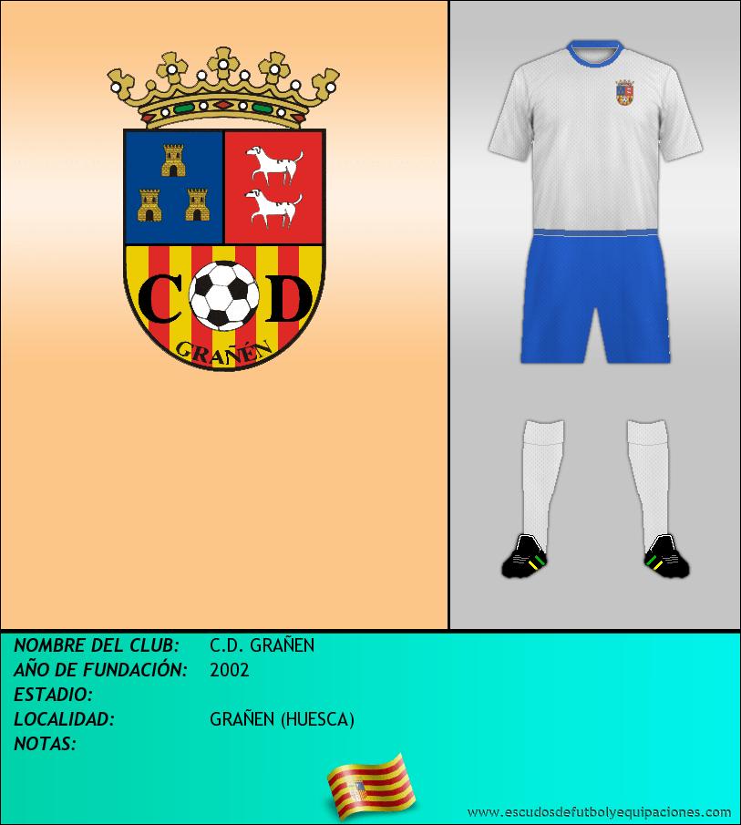 Escudo de C.D. GRAÑEN