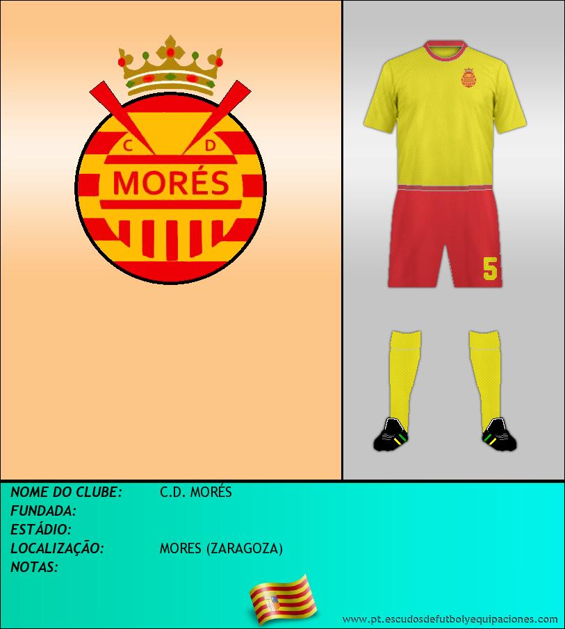 Escudo de C.D. MORÉS